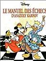 Le Manuel des échecs d'Anatoly Karpov par Karpov