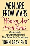 Men are from Mars, Women are from Venus (Hardback) - Common