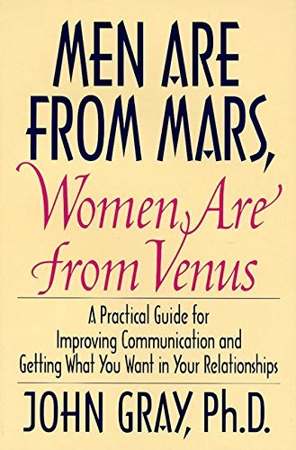 - Men are from Mars, Women are from Venus (Hardback) - Common