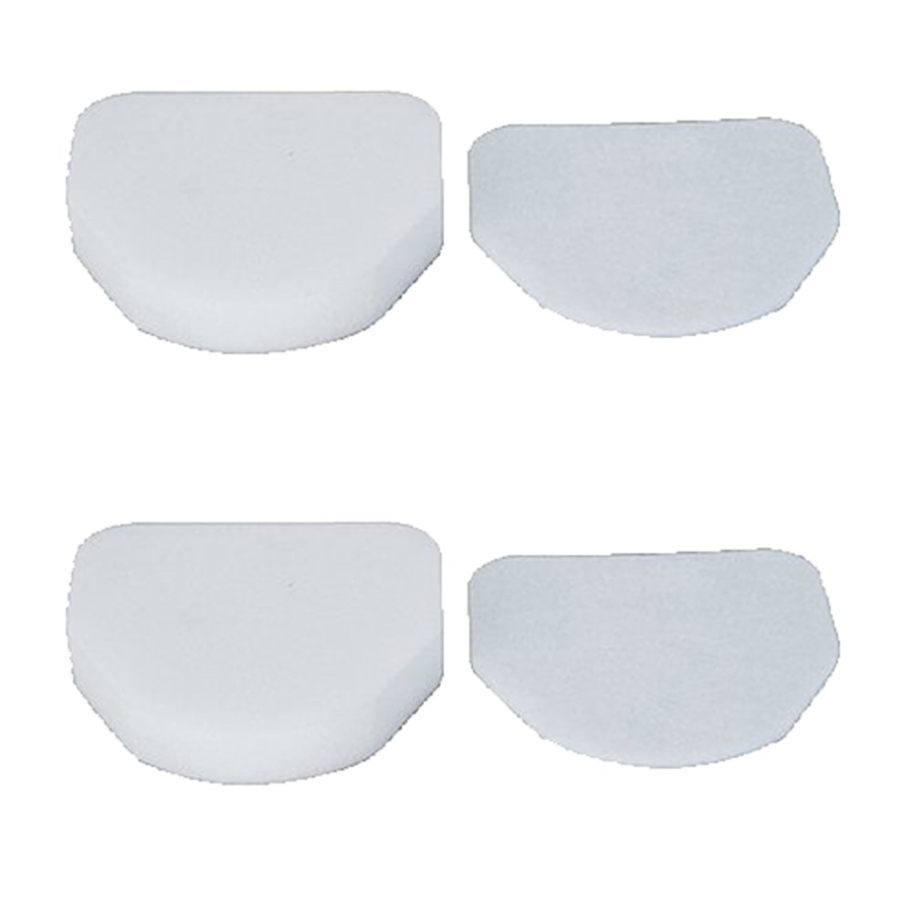 B074ZN77X8 Amyehouse Foam & Felt Filter Replacement for Shark Rocket Pro Upright NV472 NV480 NV481 & Rotator PowerLight Professional NV450 NV451 & Duo Clean Slim NV200 NV201 NV202 Vacuum Cleaner, Part #XFF450 51FZ32UdX2BL