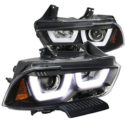 dodge charger halo led - 3