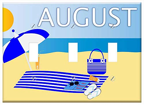 Buy beach vacations in august