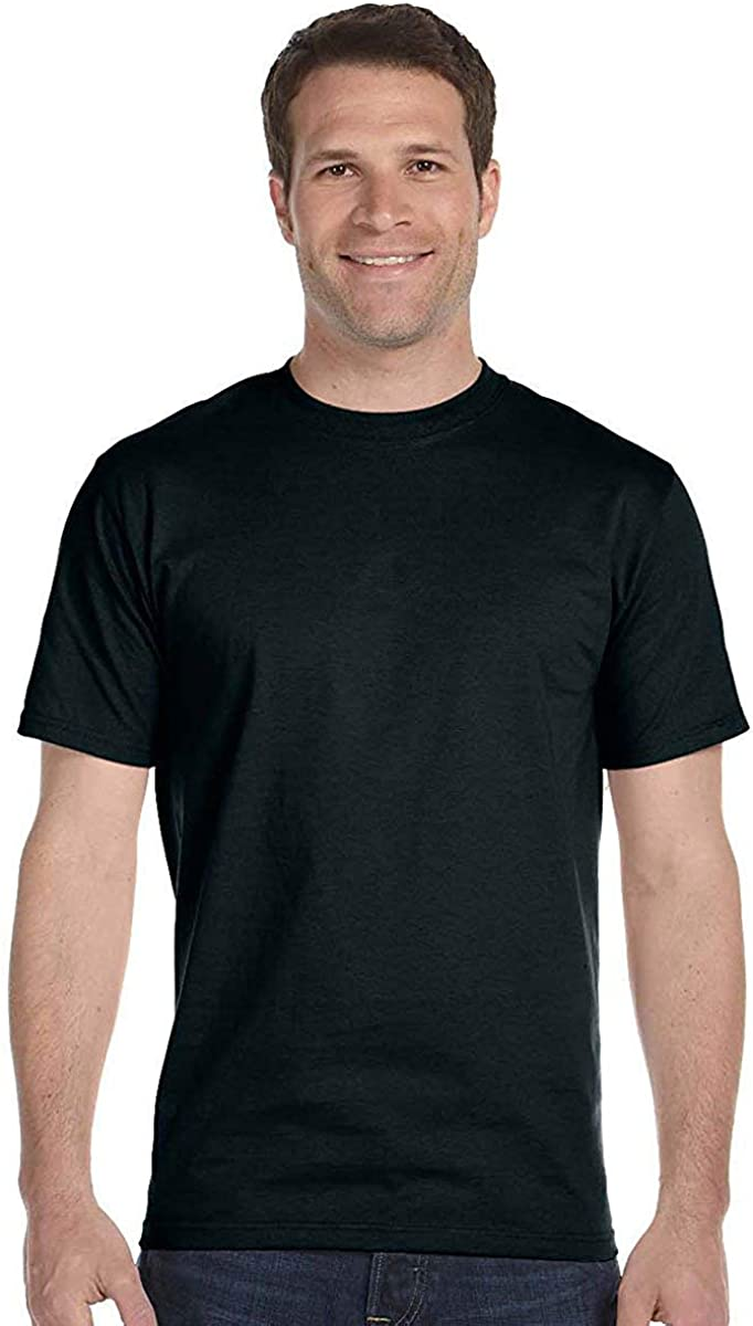 Comfortsoft Cotton T-Shirt 5280 Hanes Unisex 5.2 oz
