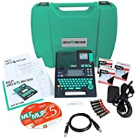 K-Sun 2020LSTB-PCD Label Printer GREEN MACHINE (2020LSTB-PCD)