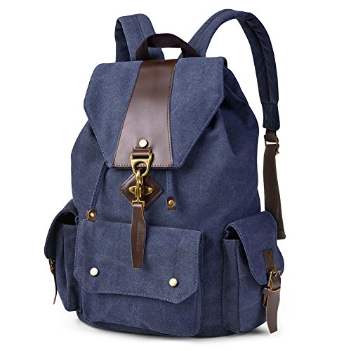 VBG VBIGER Canvas Backpack
