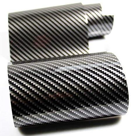 Rapid Teck® Carbon-Folie Serie 560z 4D Carbon schwarz Autofolie selbstklebend Luftkanal Rapid Teck®