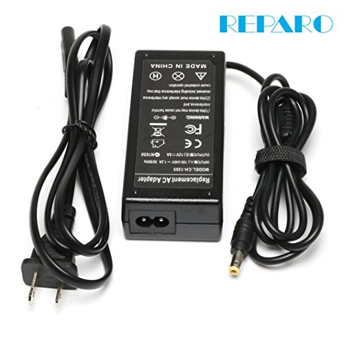 72W 12V 6A AC Adapter Compatible LCD Monitor LCD TV 5050 352