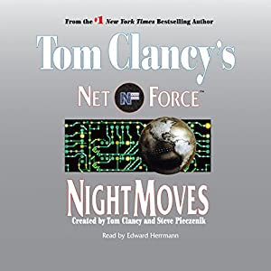 Tom Clancy's Net Force #3: Night Moves Audiobook