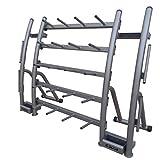 Element Fitness 20 Set cardio Pump Rack - RACK ONLY
