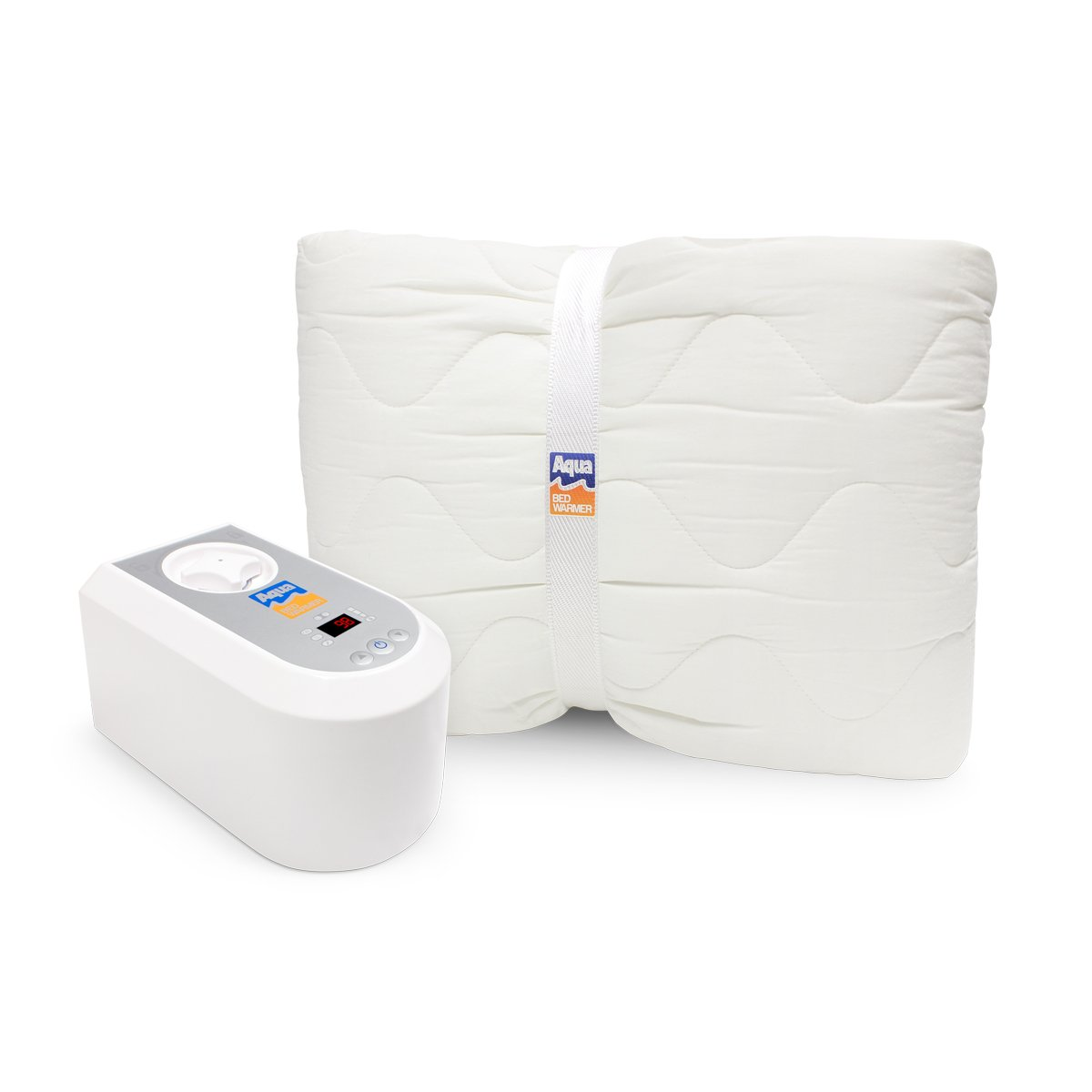 mattress heater. amazon.com: aqua bed warmer non-electric heater blanket (twin): home \u0026 kitchen mattress c