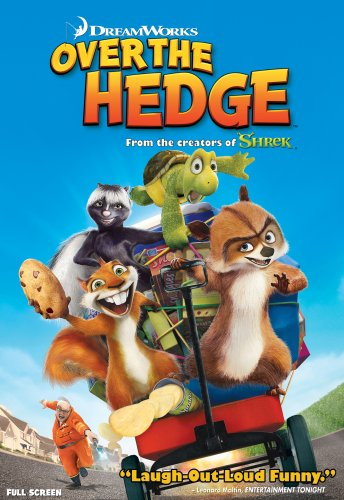 Over the Hedge (Full Screen Edition) by Universal Studios Home Entertainment