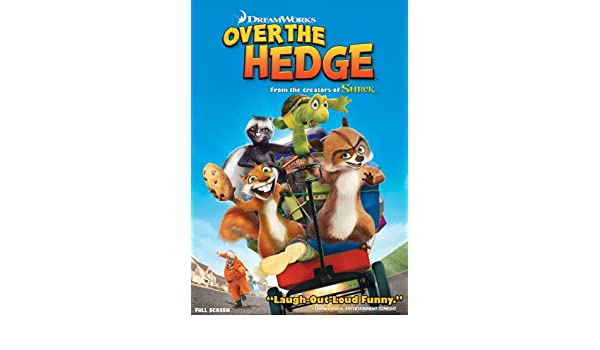 Over the Hedge [USA] [DVD]: Amazon.es: Bruce Willis, Garry ...