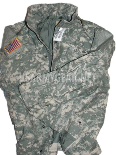 New Made in US Genuine Issue GI Military Army M-65 Acu Cold ... d432fb14e42