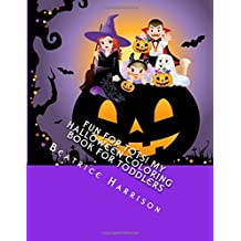 Fun for Tots! My Halloween Coloring Book for Toddlers