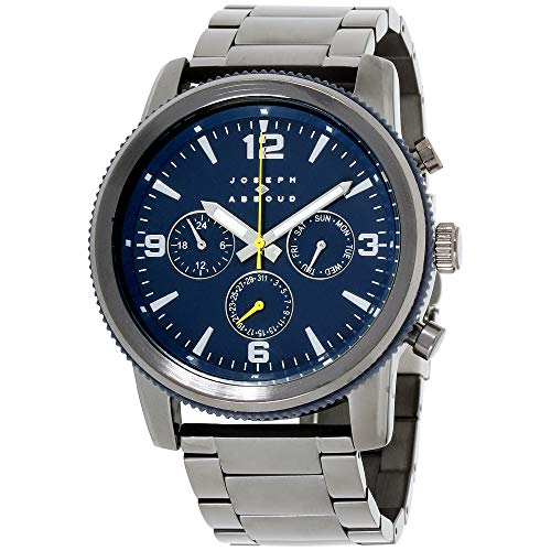 Joseph Abboud Navy Dial Stainless Steel Men's Watch JA3200BK648-426