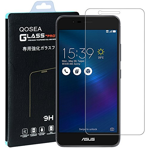 Tempered Glass for Asus Zenfone Max (Clear) - 3