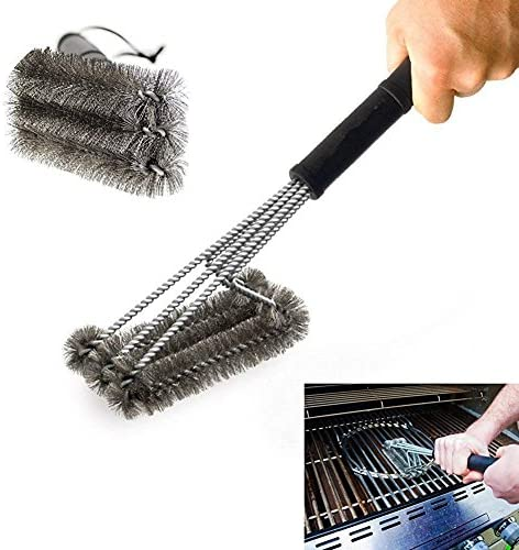 ESTONFANLE Stainless Bristles Cleaning Charcoal product image
