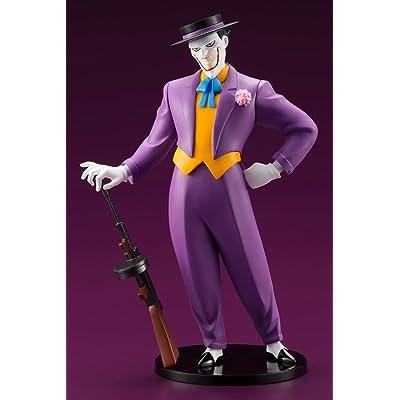 Kotobukiya Batman: The Animated Series The Joker Artfx+ Statue: Toys & Games