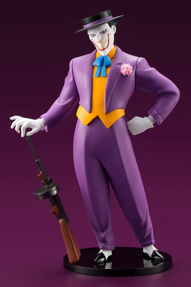 Kotobukiya Batman: The Animated Series The Joker Artfx+ Statue by Kotobukiya