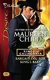 Bargaining for King's Baby (Kings of California Book 1)