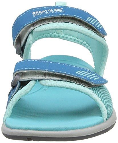 Regatta Lady Terrarock - Sandalias de sintético mujer Turquesa - azul turquesa (Cerami/Mintg)