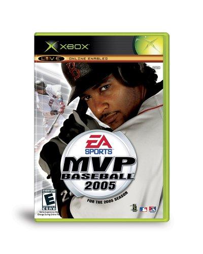 (MVP Baseball 2005 - Xbox)