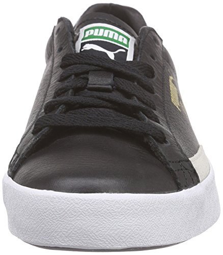 Puma Match Vulc - Zapatillas Unisex adulto Negro - Schwarz (black-white 16)