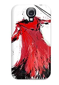 6151581K99466405 Case For Galaxy S4 With Nice Anime World Trigger Appearance