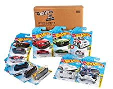 Hot Wheels Speed Graphics 10 Pack Mini Collection