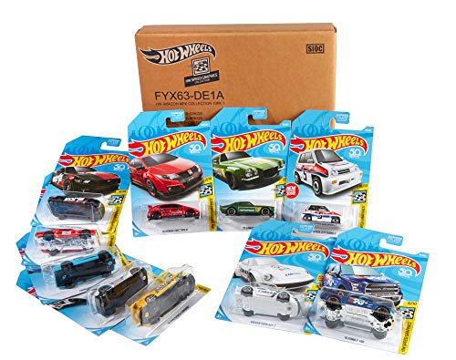 Speed 10 Graphics Hot Mini Collection Pack Wheels 0wmv8PNynO