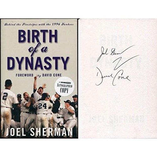 David Cone & Joel Sherman Autogr...