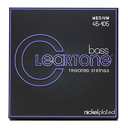 Cleartone Medium Bass .045-.105 Strings