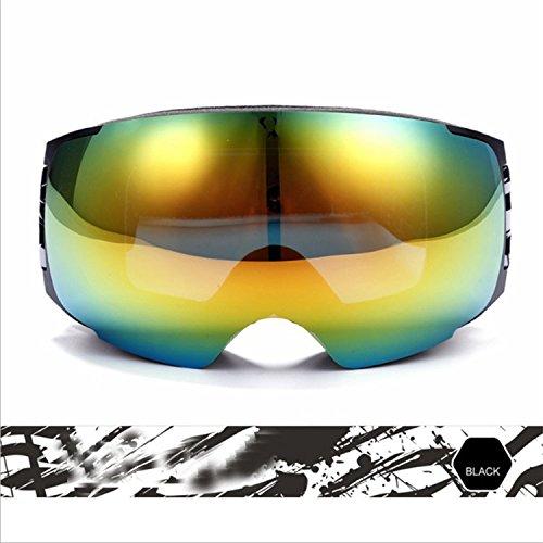 TeyxoCo Ski Goggles Pro Snowboard Skating Goggle ()