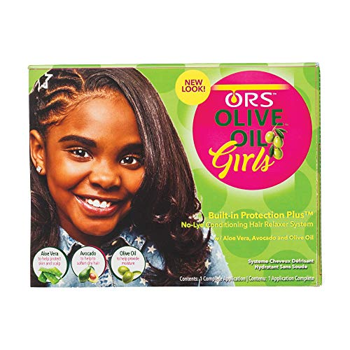 ORS Olive Oil Girls No-Lye Conditioning Hair
