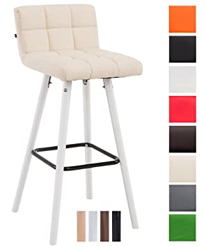 Excellent Clp Barstool Lincoln V2 Quilted With Faux Leather Covers Dailytribune Chair Design For Home Dailytribuneorg