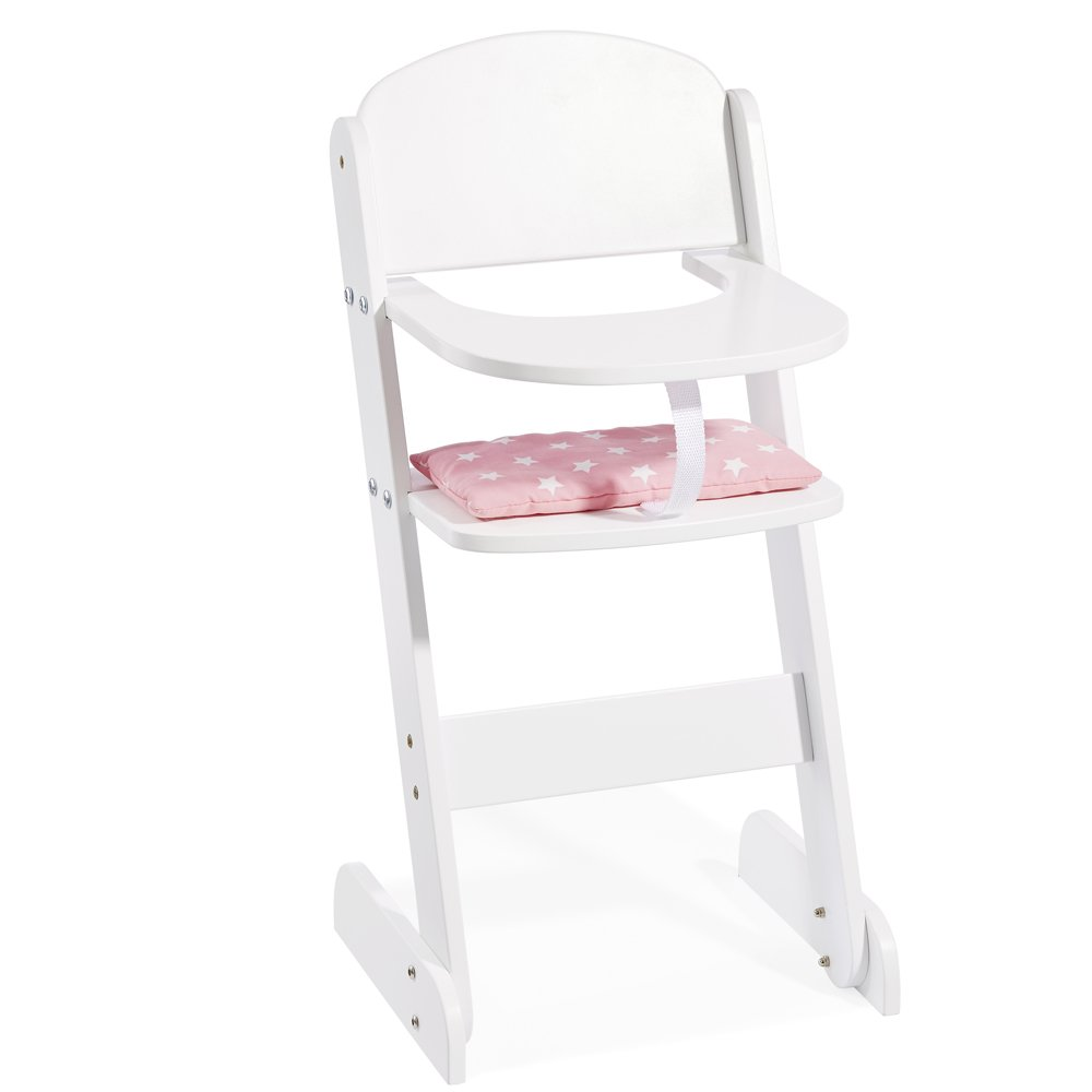 Poupées Chaise haute en bois Stars 2840 howa Spielwaren GmbH howa
