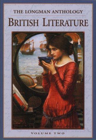 The Longman Anthology of British Literature, Volume Two