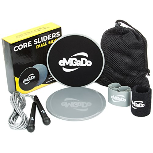 Core Exercise Sliders Workout Equipment Resistance