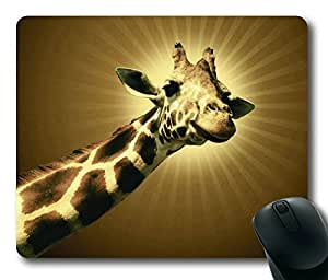 Giraffe Rectangle mouse pad Your Perfect Choice
