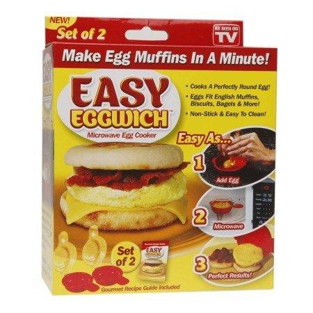 Easy Eggwich - Egg Cooker
