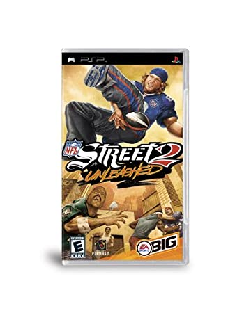 NFL Street 2: Unleashed - Sony PSP