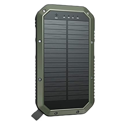 Amazon.com: WANQY Power Bank - Batería externa con cargador ...