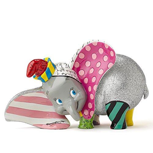 Disney by Britto Dumbo Stone Resin Figurine