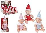 "6"" Baby Naughty Elf - Various Designs - Naughty"