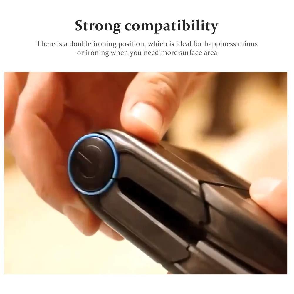 Folding Portable Mini Collar Iron Multifunction for Travel Business Trip