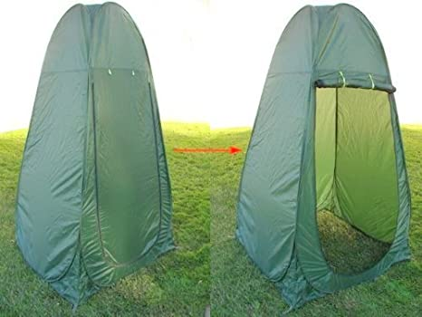 Portable Shower Changing Tent C&ing Toilet Pop up Room Privacy Outdoor w/ Bag & Amazon.com : Portable Shower Changing Tent Camping Toilet Pop up ...