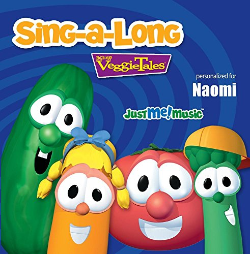 Sing Along with VeggieTales: Naomi by Just Me Music