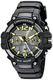 Best Design Watches - Casio Men's MCW-100H-9AVCF Heavy Duty-Design Chronograph Black Watch Review