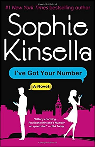 Image result for i've got your number sophie kinsella