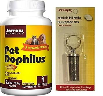Animal doméstico Dophilus polvo, probióticos para la salud Intestinal de las mascotas, 70,